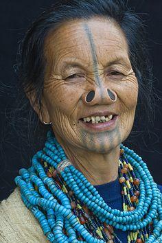 Stammen - Apatani