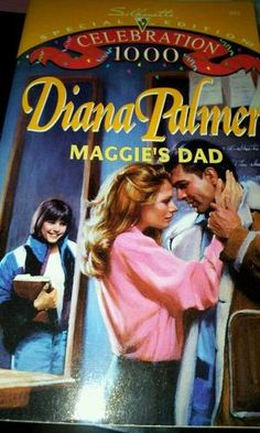 Maggie's Dad by Diana Palmer (1995, Paperback) $2.76