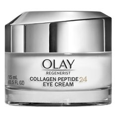 Collagen Eye Cream, Best Eye Cream, Olay Regenerist, Beauty Packaging, Best Face Products, Smell Good, Hair And Nails, Moisturizer, Fragrance