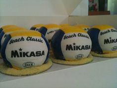 Pin Volleyball Party Cake Ideas Hawaii Dermatology On Pinterest