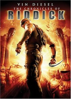 The Chronicles of Riddick is a horrible sequel to one of the best visual sci fi horror movies I have ever seen. I don't recommend it. 1 of 5