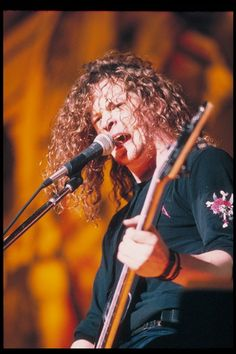 Jason Newsted. Pure energy