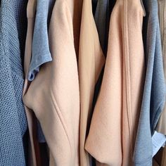 How to Wear the Normcore Trend | POPSUGAR Fashion -- It's all about making bland look chic, so think black, white, tan, beige, navy, denim, and gray. Stick with that palette, and you can't go wrong.