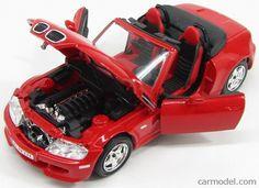 burago 22030r 124 bmw z3 m roadster 1996 bburago 118 1996 bmw z3