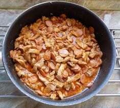 Családi kondér: Mészáros tokány (Virslis tokány) Meat Recipes, Cooking Recipes, Macaroni And Cheese, Baking, Ethnic Recipes, Food, Mac And Cheese, Chef Recipes, Bakken