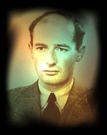 Raoul Wallenberg, Angel of Mercy.  You can see the sensitivity and sorrow in his eyes.