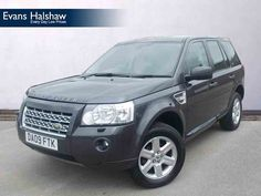Used Land Rover Freelander 2.2 Td4 e GS 5dr Station Wagon Diesel in Grey from Evans Halshaw Peugeot Blackpool