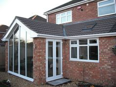 pitch roof porch - Google Search