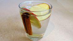 A incrível dieta do chá de maçã e canela