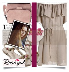 """Rosegal 29"" by amra-hadzic ❤ liked on Polyvore featuring Toni&Guy and rosegal"