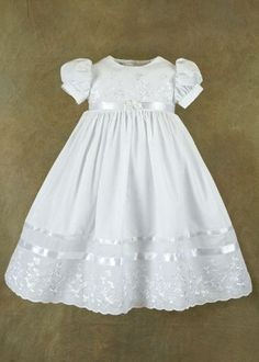 Amazon.com: Erin Irish Shamrock Christening, Baptism, Blessing Gowns for Girls: Clothing