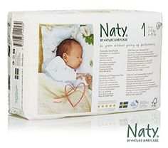 Best baby diapers ever! Keeps my baby's business with no leaks and made from natural and renewable materials.