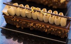 The classic Opera according to Antonio Bachour - Pastry Recipes in So Good Magazine