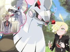 Gladion run. You're Pokémon is crazy. It thinks it can be in a relationship with humans Gladio Pokemon, Pokemon People, Pokemon Ships, Pokemon Comics, Pokemon Memes, Pokemon Fan Art, Cute Pokemon, Pokemon Moon And Sun, Original Pokemon