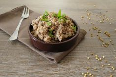 Sarrasin crémeux au tahini – vegan, sans gluten – Sarrasine cuisine