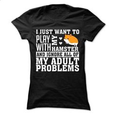 Love Hamster - shirt dress #dress shirts #cool t shirts