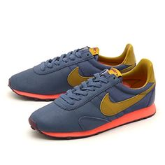 sports shoes d8f5c 87e5f Montreal Rcr Vintage Women s Running Shoes Size US Regular Width, Color  Blue Gold Pink     Very kind of you to have dropped by to see the image.