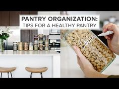 Pantry Organization: Tips for a Creating a Healthy Pantry   Downshiftology