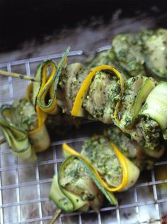 Chicken Kebabs | Chicken Recipes | Jamie Oliver Recipes