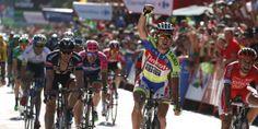 Sagan, Vuelta 2015