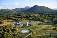 Pretpark Vulcania in Frankrijk