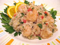 Cool Calypso Shrimp and Rice Recipe -- How to Make Shrimp with Coconut Pineapple Rice photo #Rice #Recipes