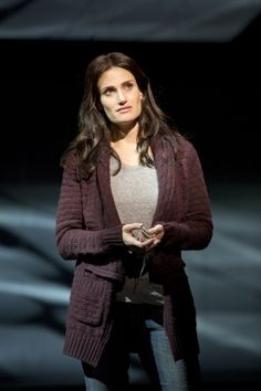 "Idina Menzel in ""If/Then""."