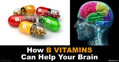 Taking vitamin B and other vitamins such as vitamins C and D helps protect you from slow brain shrinkage and memory loss that often lead to Alzeimer's disease.