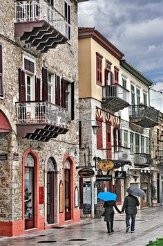 Σεργιάνισμα στο χειμωνιάτικο Ναύπλιο..!!  Strolling in the wintery Nafplio, GREECE!!  Φωto   (by Dimitris Tilis)