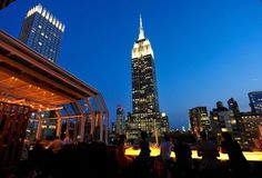 The 16 Best Rooftop Date Spots in NY