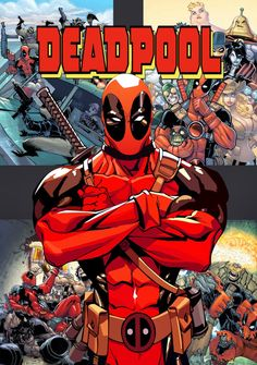 Deadpool+(Comics)+Cover.jpg (850×1210)