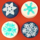 Gift Series – Snowflake Soap Tutorial #soapqueen #brambleberry