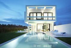 Contemporary Villa at PGA Catalunya, Spain | MR.GOODLIFE. - The Online Magazine for the Goodlife.
