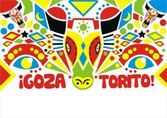 toritos carnaval de barranquilla - Buscar con Google Tumblr, Lettering, Craft, Google, Projects, World, Colombia, Carnivals, Chairs
