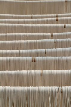 Pâtes qui sèchent #china #pasta #yangshuo