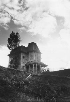 Psycho.....or the new Bates Motel