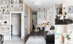 Tipy, ako zariadiť malý byt štýlovo a prakticky Stylus, Divider, Table, Room, Furniture, Home Decor, Bedroom, Decoration Home, Style
