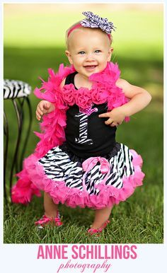 Absolutely adore an love this. Great for baby girl first bday, Amanda this  is perfect for Kensi :-) !