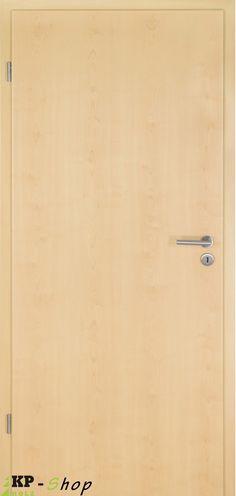 Zimmertüren In Ahorn Günstig Online Bestellen. Im Preis Ist Türblatt Und  Zarge Enthalten. Www