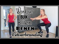 20 min. Beginner Workout - Buik, Billen, Benen & Vetverbranding //OPTIMAVITA - YouTube Beginner Workouts, Workout For Beginners, Badass Jeep, 20 Min, Personal Trainer, Health Fitness, Yoga, Exercises, Youtube