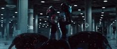"""Pin for Later: 14 Moments From the """"Bad Blood"""" Video That Are Too Fierce to Handle When Jessica Alba Executes a Flawless Helmet Hair Toss"""