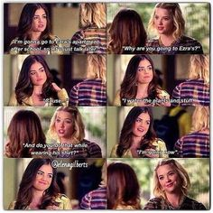 Hanna you never fail to make me laugh