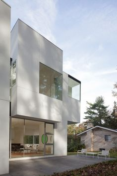 NaCl House / David Jameson Architect