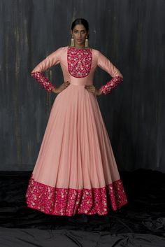'The Ethereal Rose' Online Wedding Planner, Indian Outfits, Indian Clothes, Wedding Vendors, Anamika Khanna, Formal Wear, Candid, Real Weddings, Ball Gowns