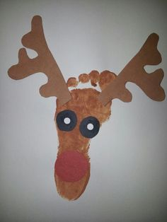 My daycare xmas craft. Too cute!