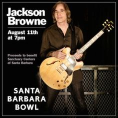 Legendary musician Jackson Browne returns to Santa Barbara on Aug. 11 at 7 p.m. http://sbseasons.com/2015/08/jackson-browne-to-perform-at-the-sb-bowl/ #sbseasons #sb #santabarbara #SBSeasonsMagazine To subscribe visit sbseasons.com/subscribe.html #JacksonBrowne #SBBowl #SBmusic