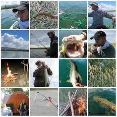 Doğa - Kamp - AV - Balık - Turna Balığı - DYA
