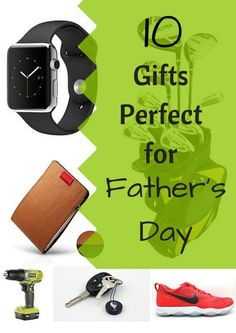 It's almost that time of year again – Father's Day! What do you get for the guy that has everything he could possibly need? Read on as eBay shares 10 great gift ideas, that are not only perfect for Father's Day, but will give you inspiration to celebrate the hardest person to shop for:  Dad!