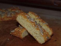 Paleo bread sticks