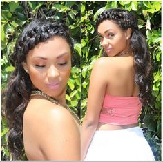 Cute @britneyelena - http://community.blackhairinformation.com/hairstyle-gallery/weaves-extensions/cute-britneyelena/